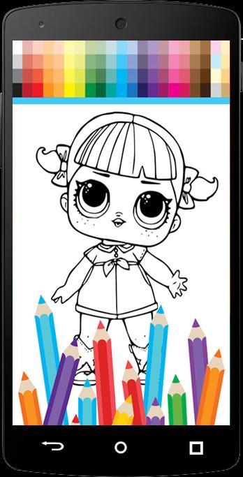 lol surprise malvorlagen indonesia  x13 ein bild zeichnen