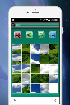 SliderMania Nature apk screenshot