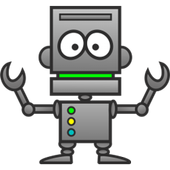Jumper Robot icon