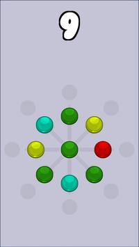 Color Swipe Speed Challenge screenshot 1