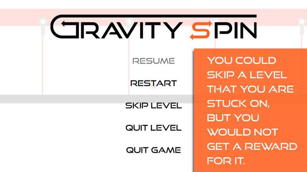 Gravity Spin apk screenshot