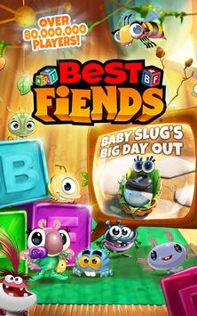 Best Fiends - Free Puzzle Game apk screenshot