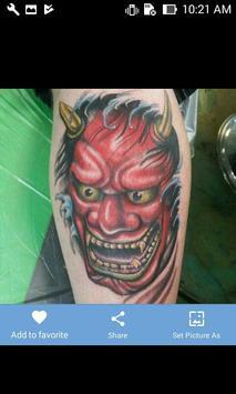 11 Schermata Devil Tattoo