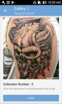 4 Schermata Devil Tattoo