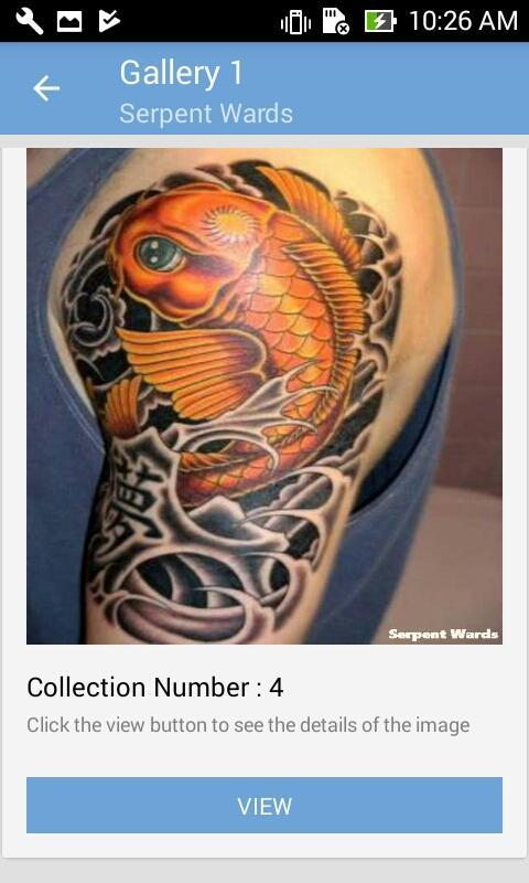 ab95e6667 Fish Tattoo Designs for Android - APK Download