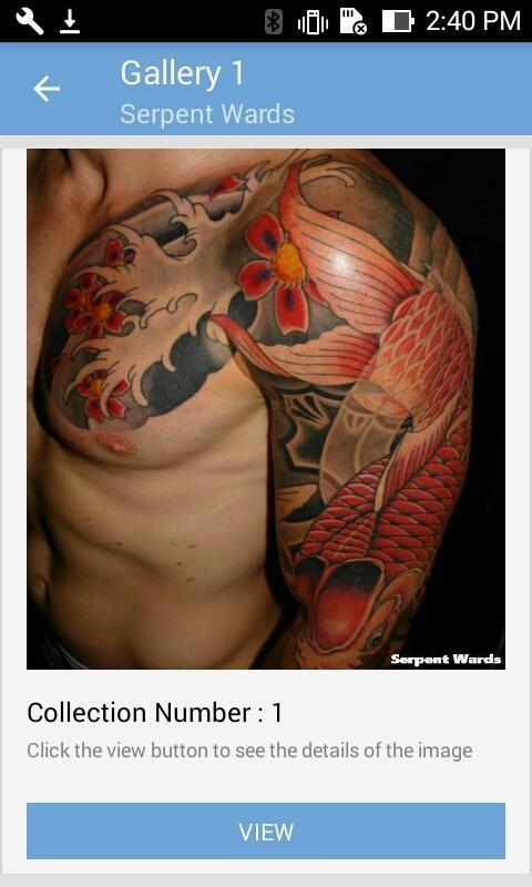 7bdbd115b Koi Fish Tattoo for Android - APK Download