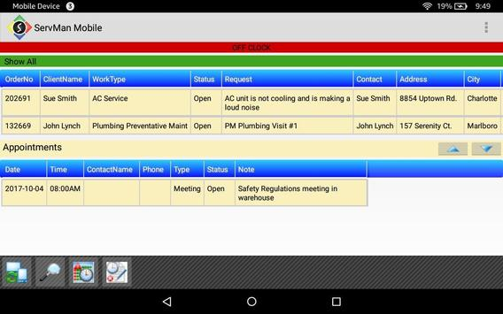 ServMan for Android screenshot 8