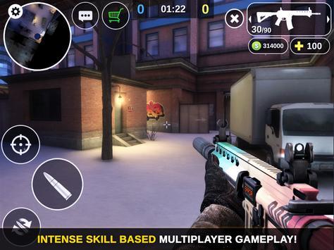 Counter Attack - Multiplayer FPS apk imagem de tela