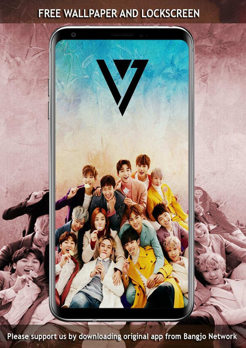 Seventeen Wallpapers Kpop For Android Apk Download