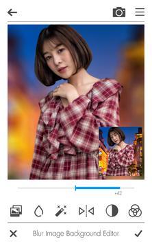 Blur Image Background Editor (Blur Photo Editor) poster
