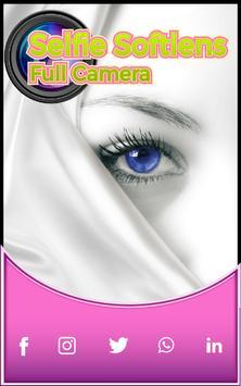 Selfie Softlens Full Camera poster