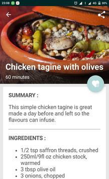 Moroccan Recipe screenshot 2