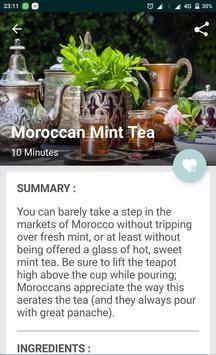 Moroccan Recipe screenshot 4