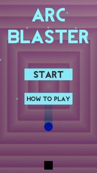 Arc Blaster poster