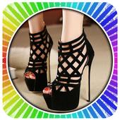 Black Closed Heels icon
