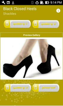 Black Closed Heels poster