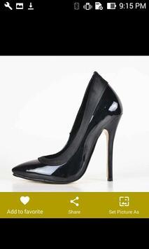 Black Closed Heels screenshot 2
