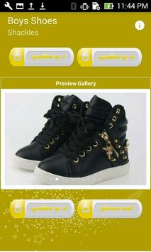 Boys Shoes poster