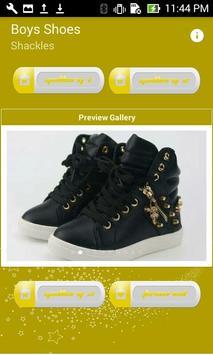 Boys Shoes screenshot 9