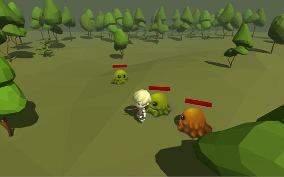 史萊姆獵人 screenshot 1