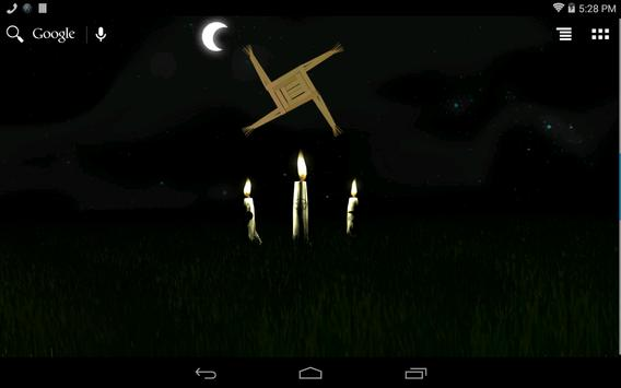 Imbolc Live Wallpaper screenshot 1