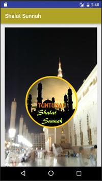 Tuntunan Shalat Sunnah poster