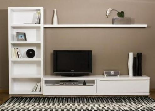 Shape Design TV Shelf apk screenshot