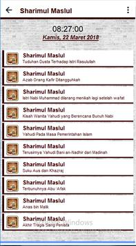 Sharimul Maslul screenshot 12