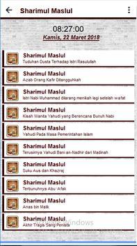 Sharimul Maslul screenshot 5