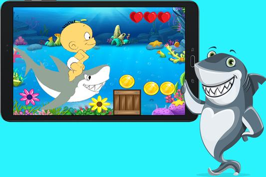 Shark TutuApp Bros poster