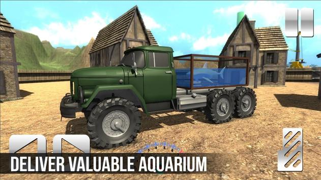 Sharkz.io Truck Simulator PRO apk screenshot