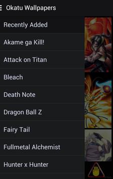 Otaku Wallpapers apk screenshot