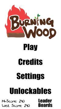 Burning Wood apk screenshot