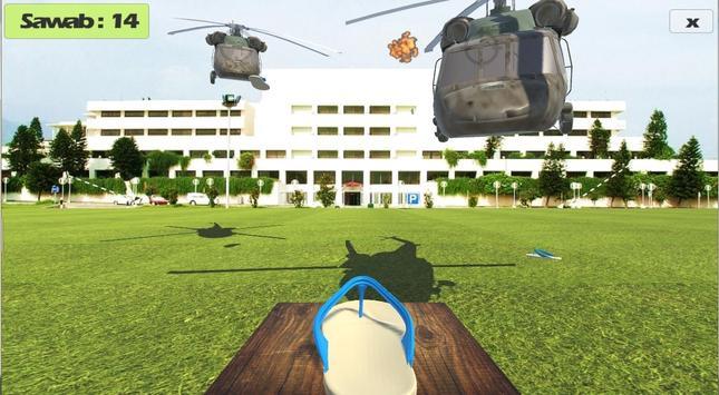 Chappal Strike 1.6 apk screenshot