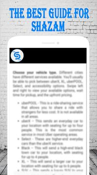 NEW  Shazam Guide Pro screenshot 3