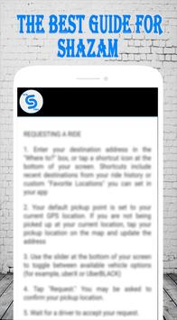 NEW  Shazam Guide Pro screenshot 2