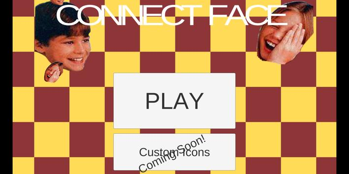 Connect Face poster