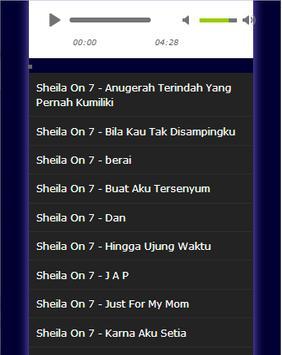 Sheila On 7 MP3 Lengkap apk screenshot