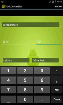 shp Unit Conversion apk screenshot