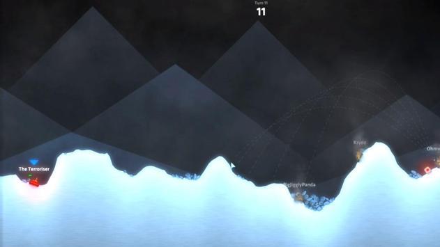 ShellShock Tanks скриншот 1