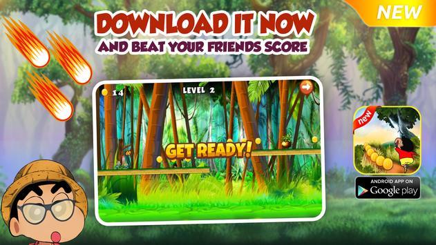 Shin Jungle Adventure Game screenshot 3