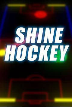 Shine Hockey poster