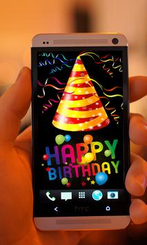 Birthday Cake with Name Pic apk screenshot