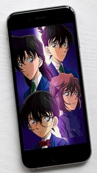 Shinichi Kudo and Ran Mouri Wallpapers poster
