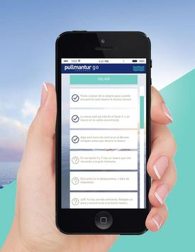 Pullmantur GO screenshot 1