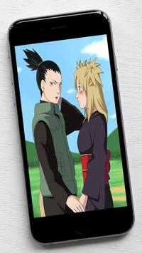 Shikamaru and Temari Wallpaper screenshot 1