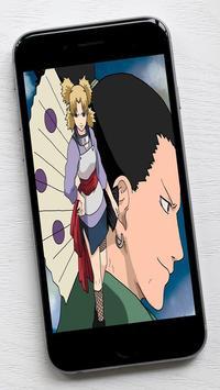 Shikamaru and Temari Wallpaper screenshot 2