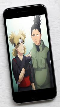 Shikamaru and Temari Wallpaper screenshot 4