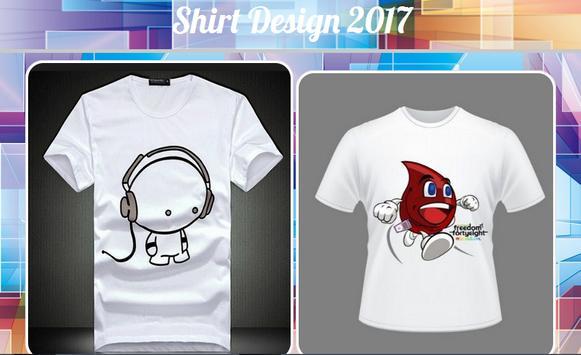 Shirt Design 2017 poster