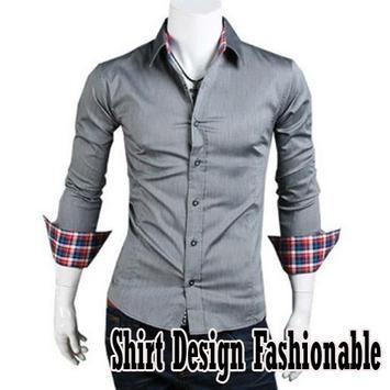 Shirt Design Fashion poster